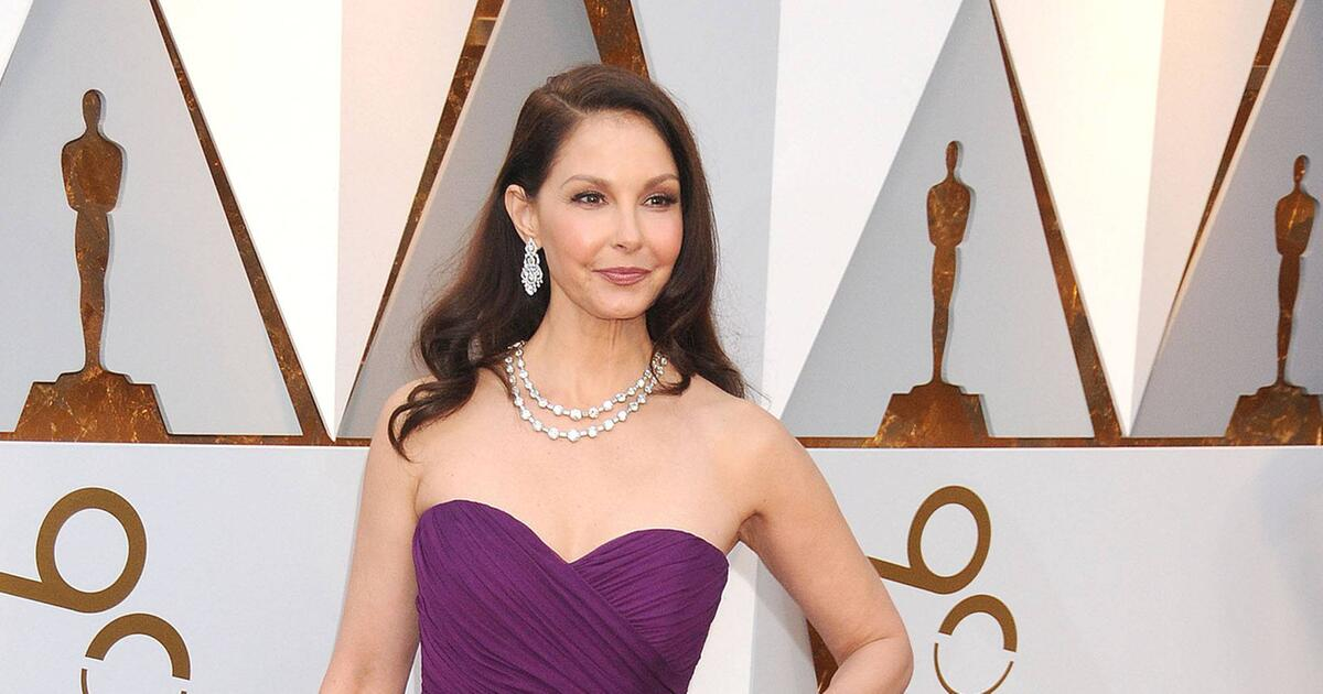 Ashley Judd Kinder