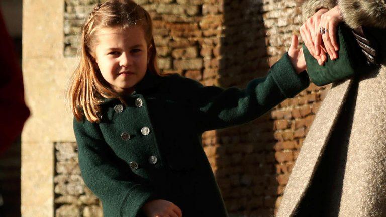 Neues Foto von Prinzessin Charlotte zum Geburtstag
